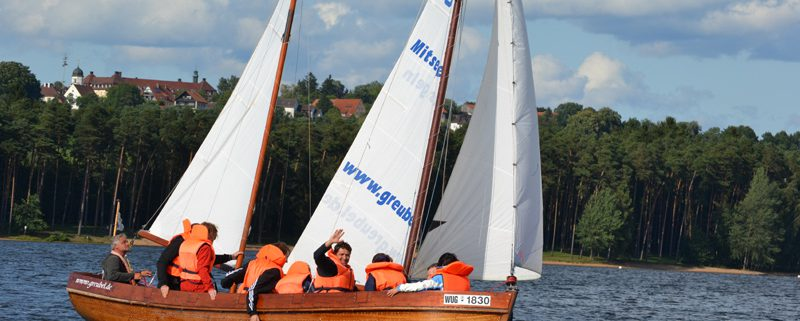 Team & Outdoor Programm Teamsegeln