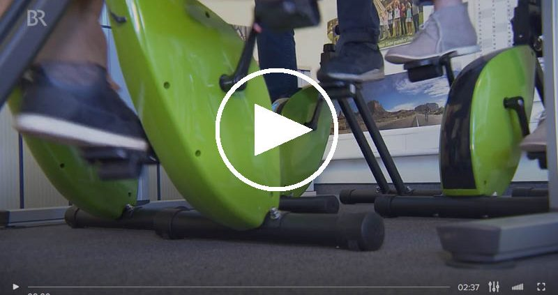 Video Deskbike