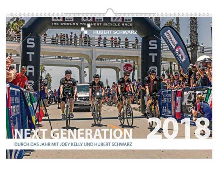 "Wandkalender ""Next Generation"""