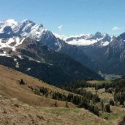 Sellarunde durch das Sella-Massiv